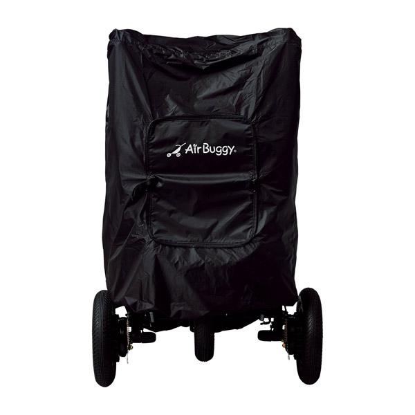 AirBuggy エアバギー専用 ストローラーカバー ブラック