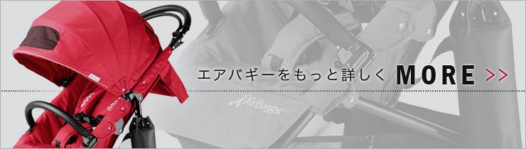 エアバギーココ・ブレーキ・スタンダード・プレミアの特徴