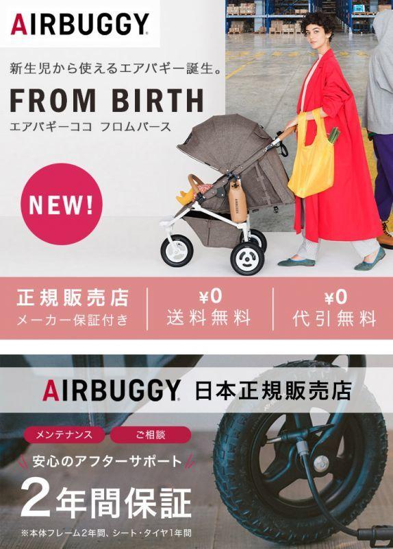 エアバギー Airbuggy フロムバース